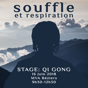stage Qi Gong: Souffle et Respiration